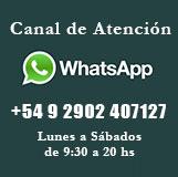 whatsapp contacto calafate